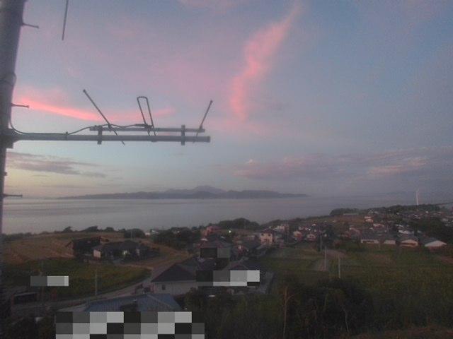 通詞島から早崎海峡の眺め