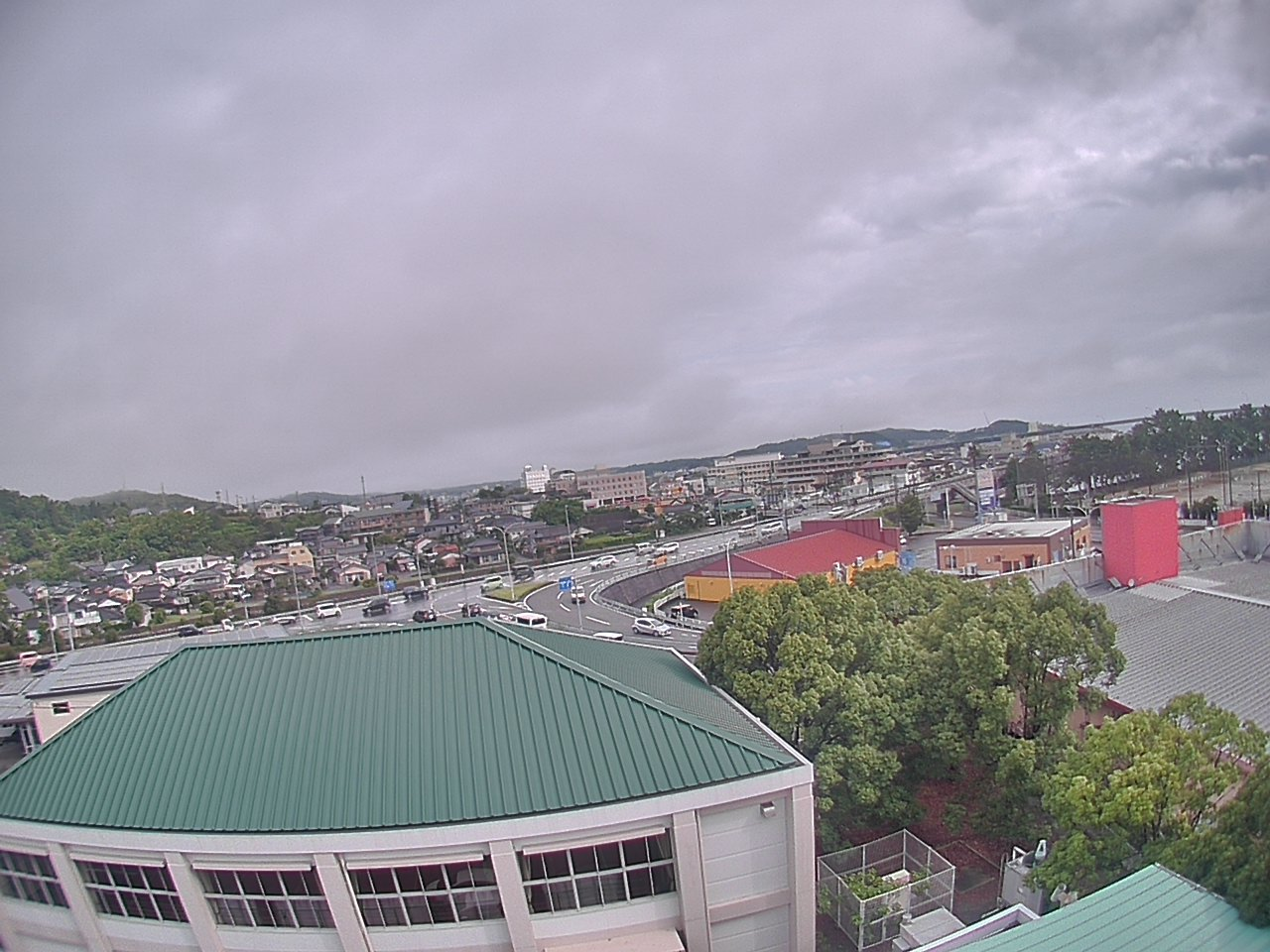 交通カメラ(天草瀬戸大橋) ウェブカメラ