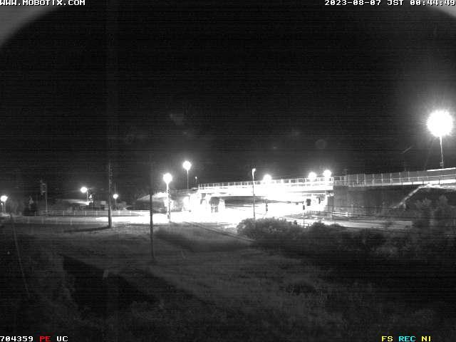 交通カメラ(有明松島道路出入口) ウェブカメラ